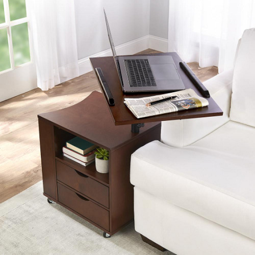Organized-Side-Table