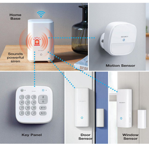 Simple Setup Home Security Kit