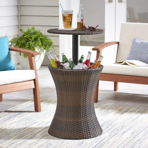 Pop Up Cooler Table