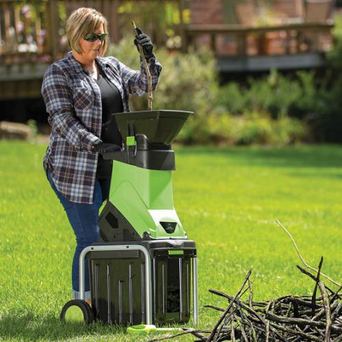 Electric-Chipper-Shredder