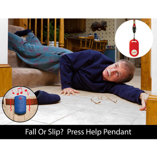 Simple Fall Alert Pager1