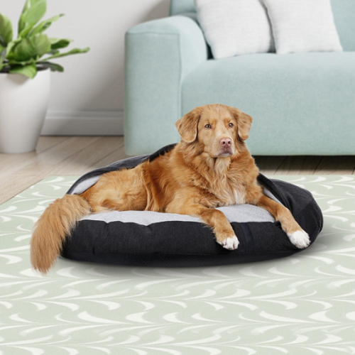 Pets Recovery Burrow Bed1
