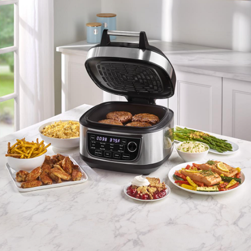 12-In-1 Grilling Multi Cooker1
