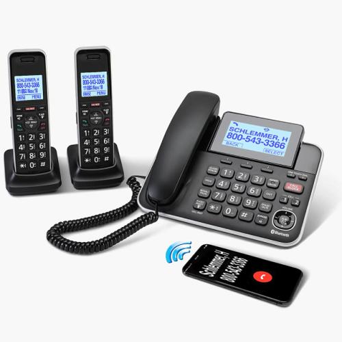 Smartphone-To-Landline-Telephone